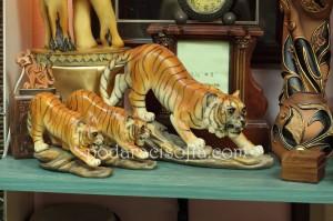 Фигури на тигър - три разлини размери от магазин за подаръци Gifts
