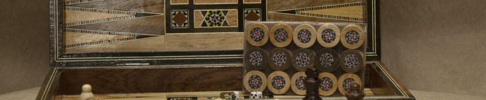 Табла и шах за подарък за мъж от магазин за подаръци Gifts
