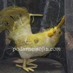 Кокошка за великденска декорация от Gifts