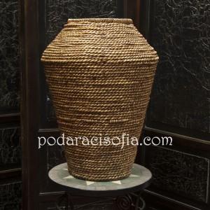 Голяма ваза от ратан за дома или за подарък за жена от магзин от Gifts