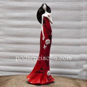 Елегантна стуетка с женска фирура от магазин Gifts