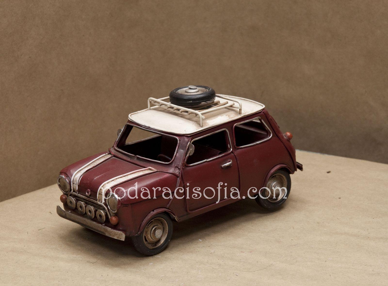 Оригинален и закачлив подарък за мъж - ретро кола