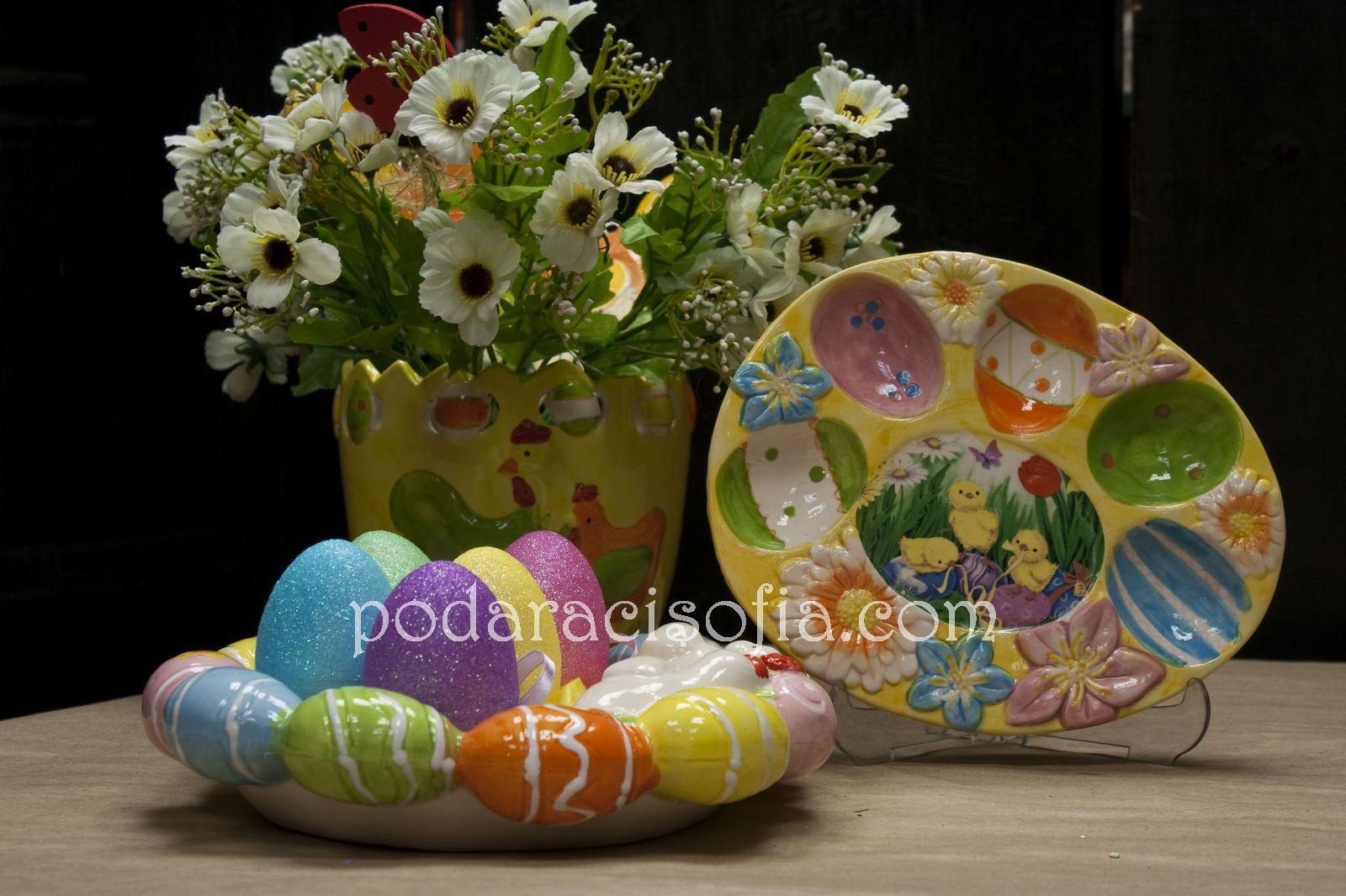 Поставки за великденски яйца от магазин за подаръци Gifts