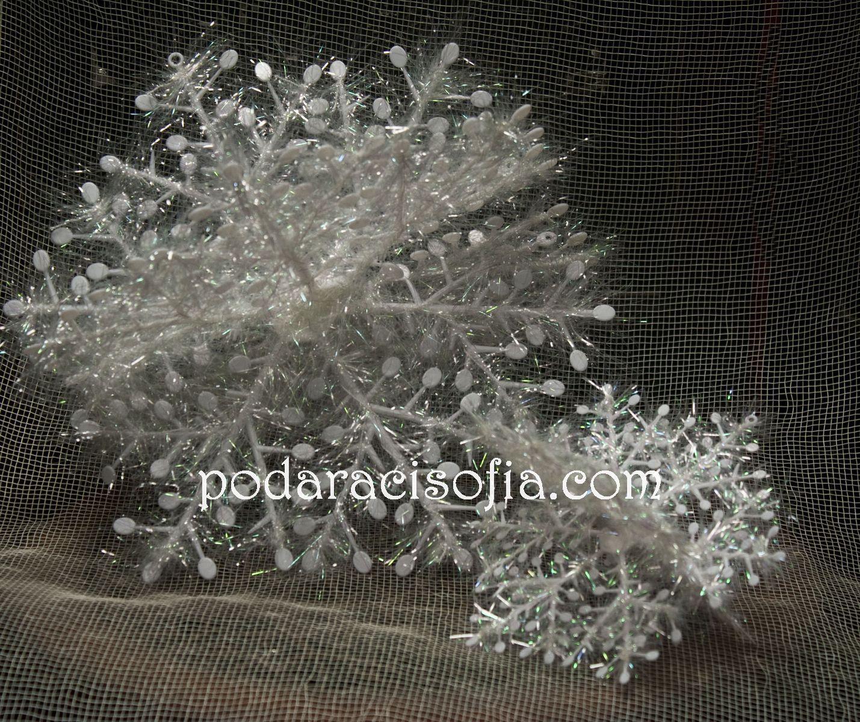 Коледна снежинка от магазин за подаръци gifts