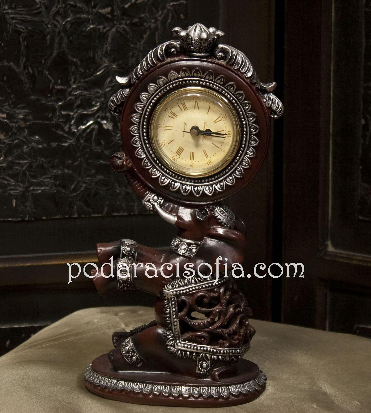 Часовник като слон от магазин Gifts