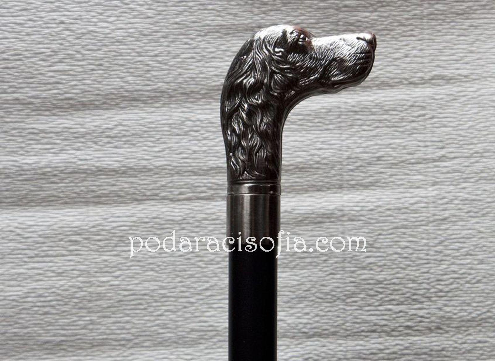 Бастун с глава на куче от Gifts
