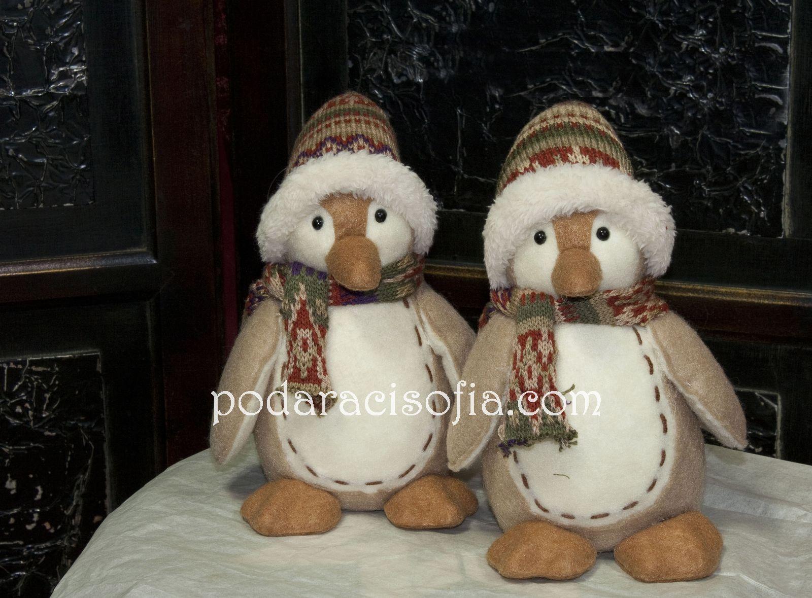 Плюшени пингвини от Gifts
